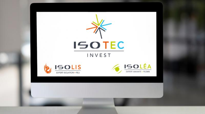 Un nouveau site internet pour le groupe Isotec Invest